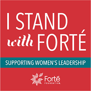 Stand with Forte