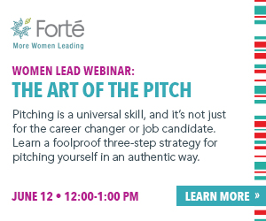 Women Lead Webinar Ad