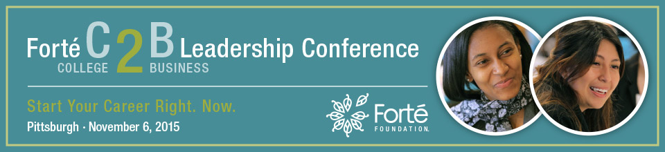 2015 Forté C2B Leadership Conference